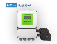 电池供电超声波流量计(外夹式)